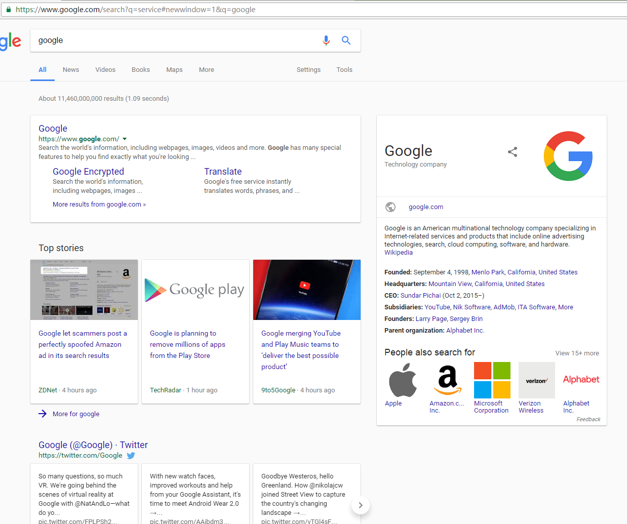 How to change my google result page to normal one? - Google