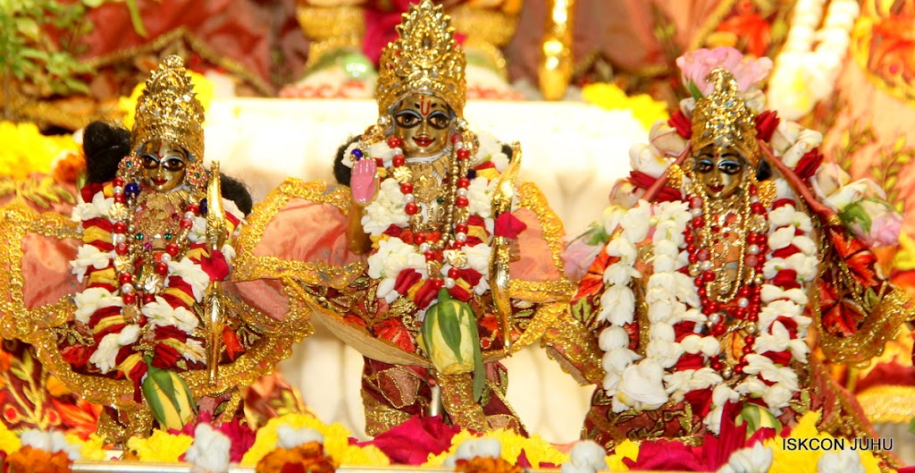 ISKCON Juhu Sringar Deity Darshan on 30th May 2016 (30)