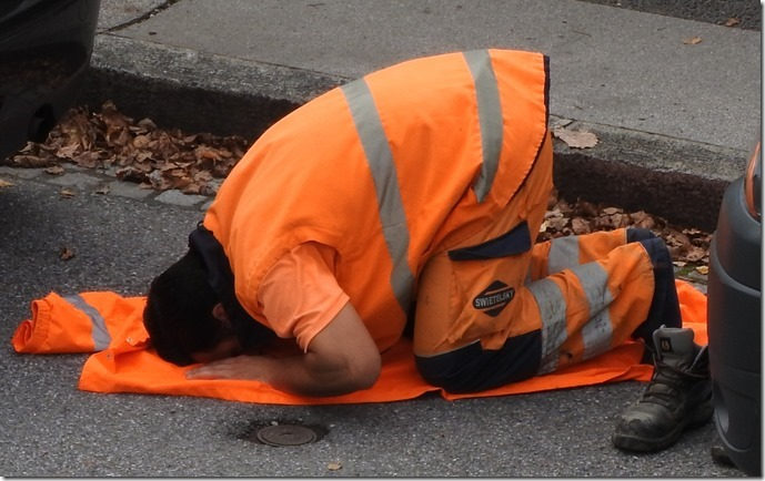 Straßengebet (5)