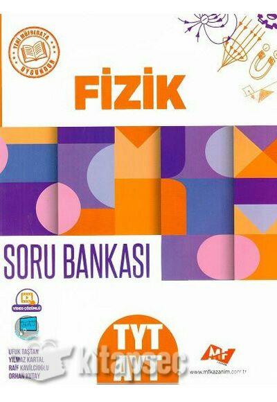 MF Kazanım Yayınları TYT AYT Fizik Soru Bankası