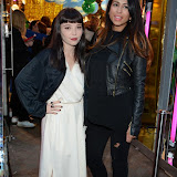 OIC - ENTSIMAGES.COM - Marama Corlett and Farzana due Elahe at the Monki - party in Carnaby St  London  8th April 2015 Photo Mobis Photos/OIC 0203 174 1069
