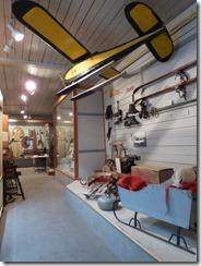 Dawson Creek Visitor's Center/Museum