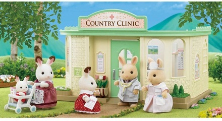 Bộ quà tặng bác sĩ miền quê Epoch Country Doctor Gift Set