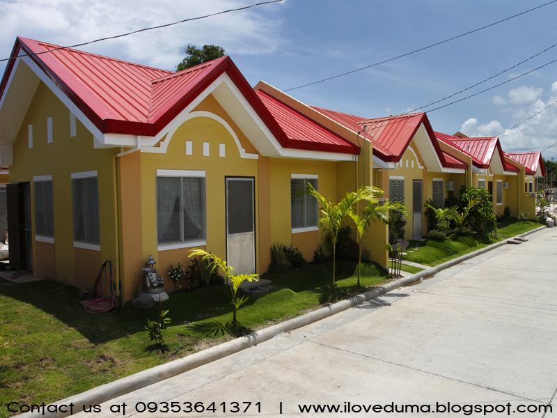 Dumaguete house and lot for sale : Del Rio House 2