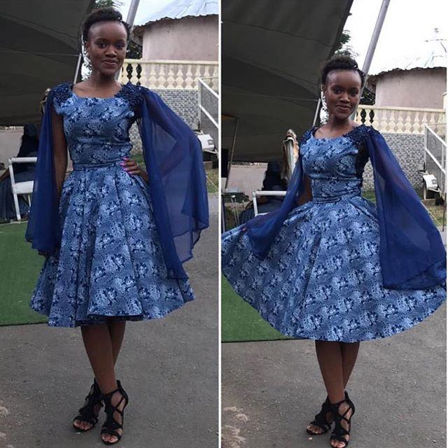 Mama Africa Shweshwe Dresses Gallery 2018 ⋆ Fashiong4