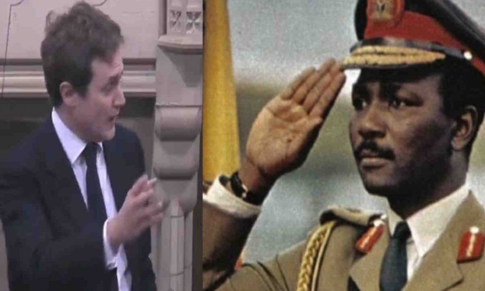 Nigerians reacts to Member of British parliament claiming that former Head of State, Yakubu Gowon left with half of Central Bank