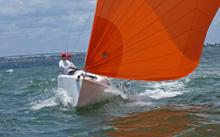 J/70 sailing Texas
