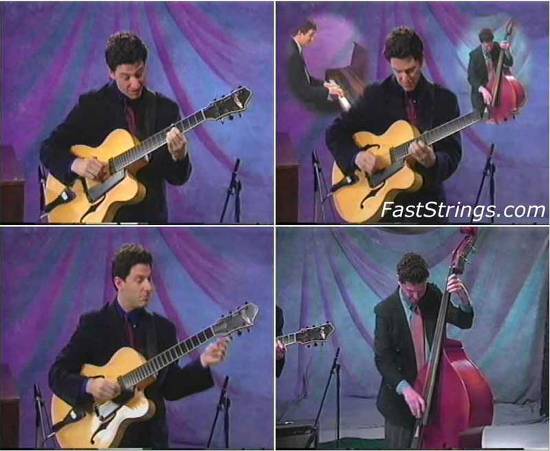 John Pizzarelli - Jazz Guitar Virtuoso