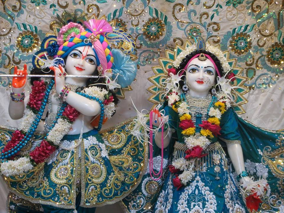 ISKCON Aravade Deity Darshan 12 Mar 2016 (8)