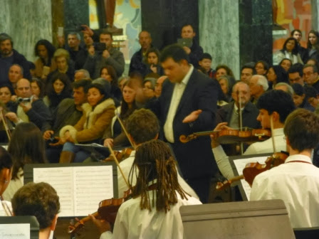 Concerto de Reis na Igreja Paroquial - 11 de Janeiro de 2014 20140111_094