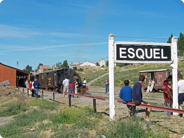 Trochita-Esquel