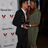OIC - ENTSIMAGES.COM - Dr. Vincent Wong and Cherelle Patterson at the Dr. Vincent Wong Skincare Launch at Mahiki  London 3rd June 2015 Photo Mobis Photos/OIC 0203 174 1069