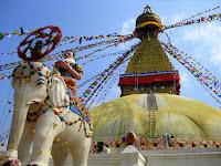 Bodhnath Stupa - Kathmandu Valley