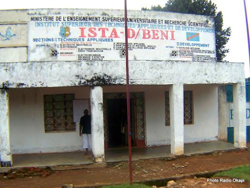 Beni: les étudiants manifestent contre le taux appliqué pour les frais académiques