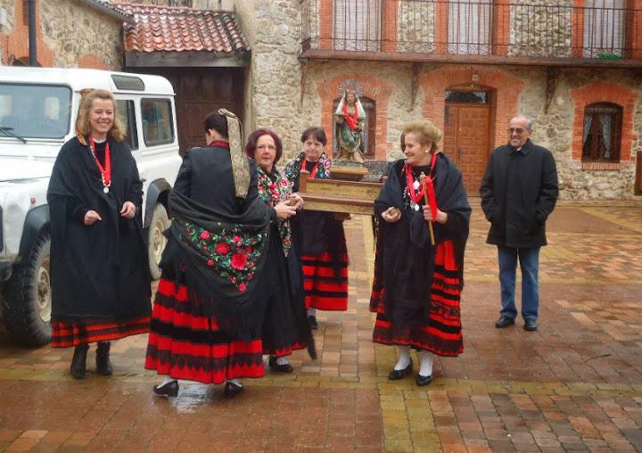 Santa Águeda en Sotosalbos