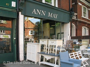 Ann May And Daughter Beauty Salon, Ann May