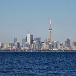 Toronto City in Scarborough, Ontario, Canada