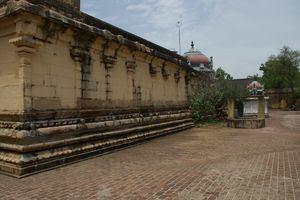 Thiruchemponpalli (Semponarkoil) Temple Inside Praharam 03