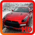 Обои Nissan GT-R HD icon