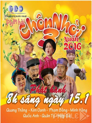 Phim Hài Tết: Chôn Nhời 3 - 2016 (2016)