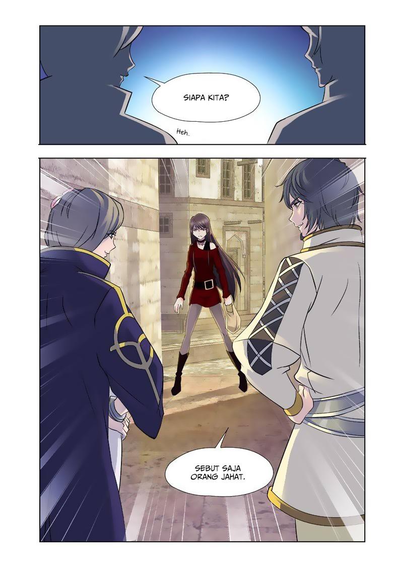 Baca Manga Soul Land Chapter 121 Komik Station