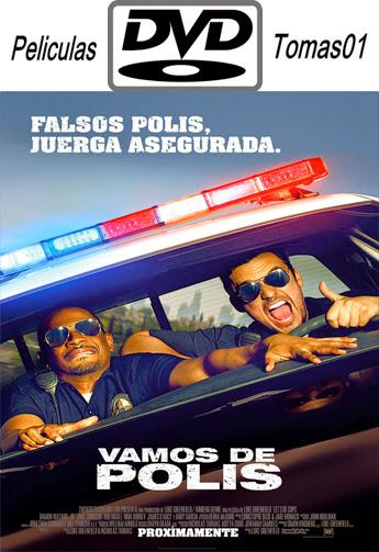 Agentes del Desorden (2014) DVDRip