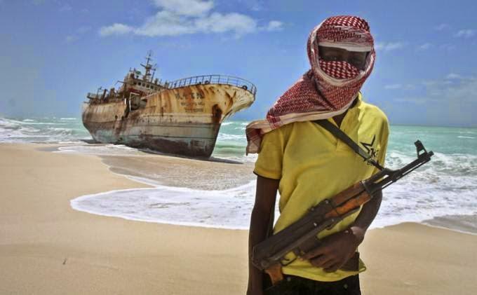 Satpolair Kesulitan Ungkap Sisa Kawanan Rompak Laut