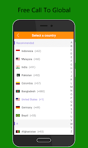Call Global – Free International Phone Calling App Download For Android 1