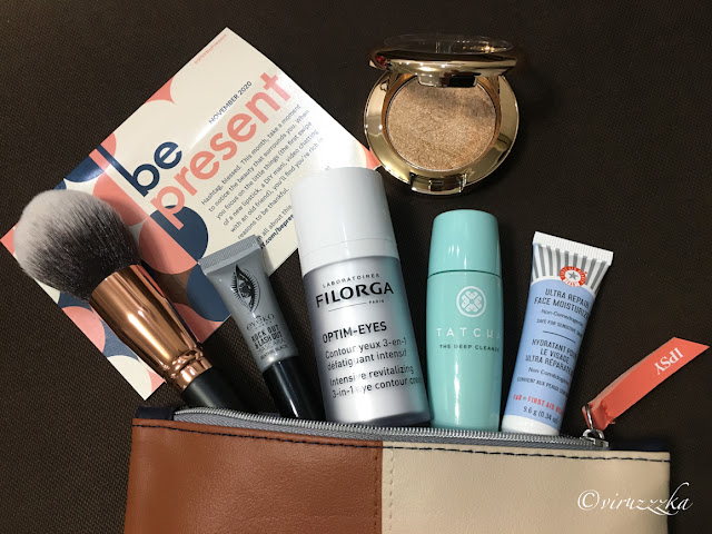 Ipsy Glam Bag November 2020 Spoilers Reviews Photos