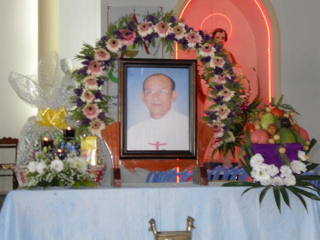 Thánh Lễ Mãn Tang Cha Giuse Nguyễn Đức Long (7.8.2012 - 7.8.2015)