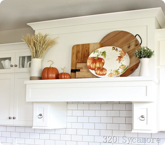 fall mantel ideas pinterest styling