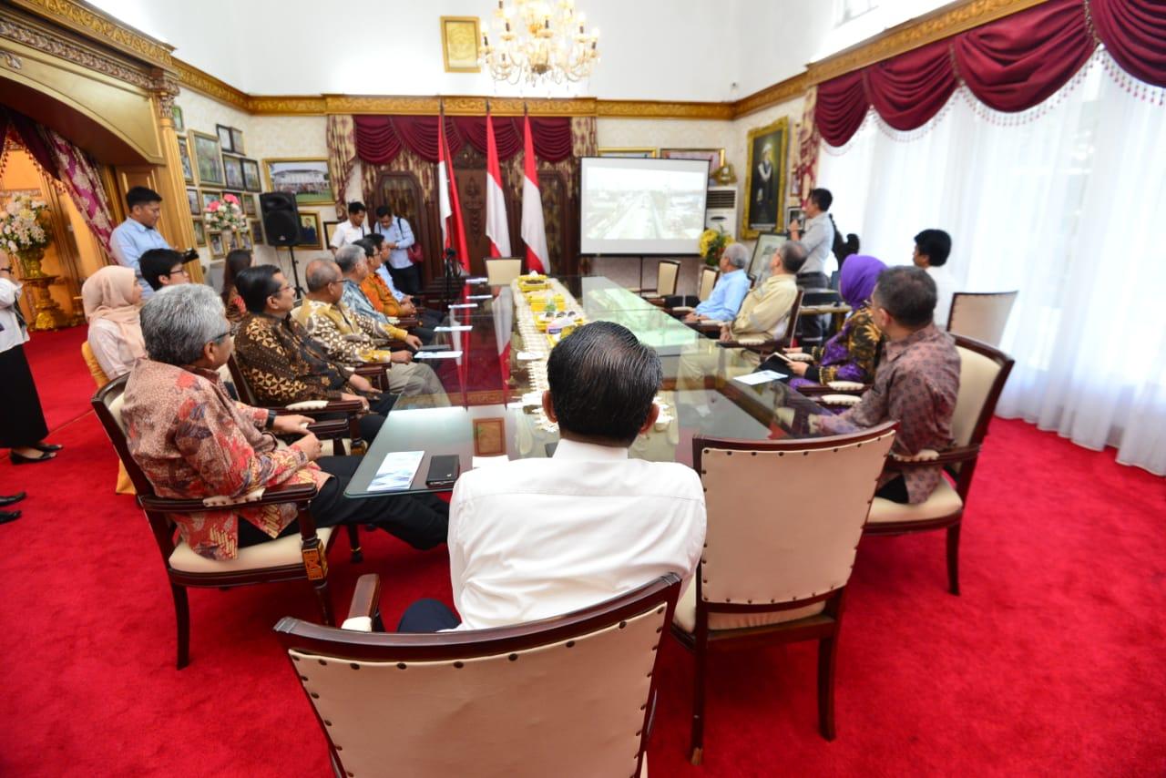 Progres Pembangunan Jalan Tol Ujung Pandang Seksi 3 Capai 32,55 Persen