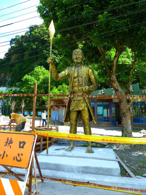 Hualien County. Tongmen village, Mu Gua ci river, proche de Liyu lake J 4 - P1240230.JPG