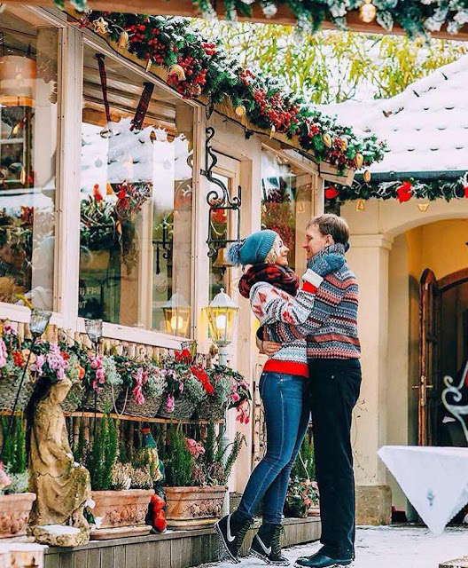 Christmas Travel Destination Bucket List