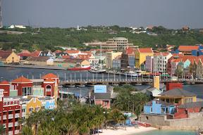 Pedestrian bridge in Curaçao