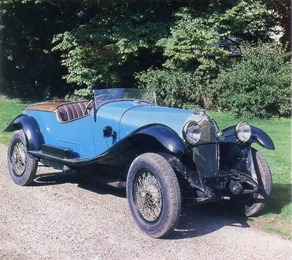 Lorraine-Dietrich Type B3-6 1926