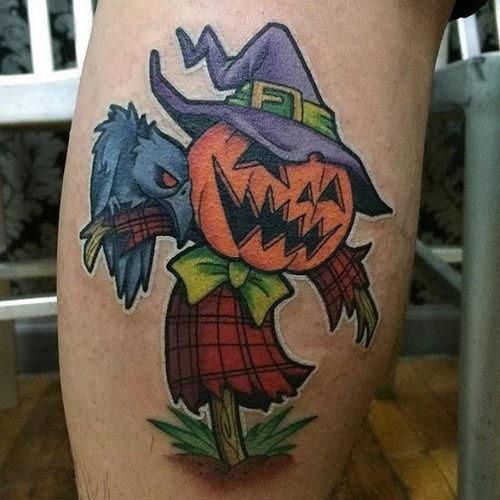 legal_abbora_espantalho_e_raven_tatuagem