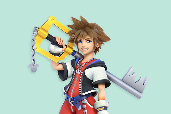 'Super Smash Bros. Ultimate's' final fighter is Sora from 'Kingdom Hearts'