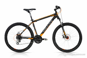 Kellys Viper 30 Black Orange (27.5