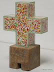 Kreuz, Glas Zuckerstreusel 1996