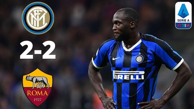 5 Fakta Menarik Ketika Inter Milan Seri Dengan AS Roma