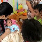 New Born Baby Visit - Nursery (30-8-2018)
