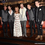 OIC - ENTSIMAGES.COM - Franklin Lake Band with Zara Holland and Lewis-Duncan Weedon at the  Franklin Lake - single launch party in London 1st March 2016 Photo Mobis Photos/OIC 0203 174 1069