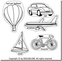 medios de transporte colorear   (10)