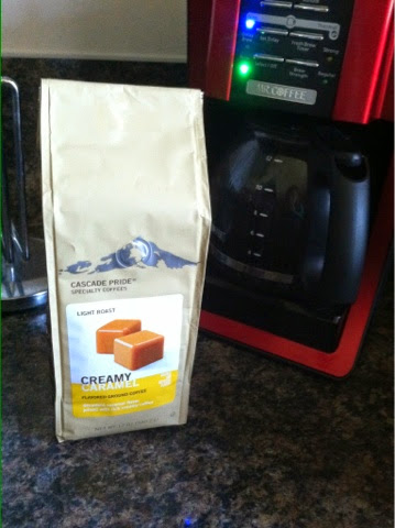 caramel coffee from winco