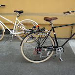 going for a bike ride in San Francisco in San Francisco, California, United States