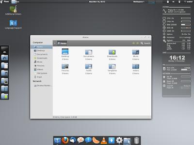 Pinguy OS 11.10