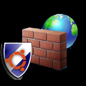 Protege Ubuntu en redes públicas - logo