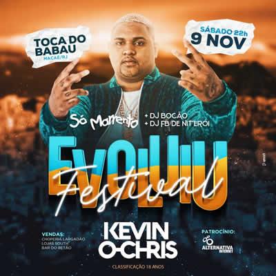 MC Kevin o Chris - EP Evoluiu Pt 1 (Ao Vivo)
