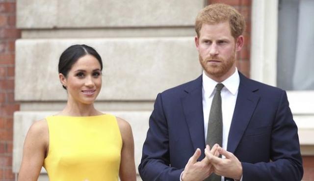 Το Παλάτι υποβίβασε τους Μέγκαν Μαρκλ και Χάρι λίγες ώρες μετά τη γέννηση της Λίλι